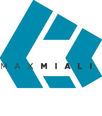MAX logo contatti
