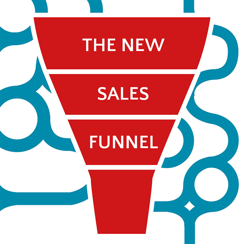 funnel to journey sales path